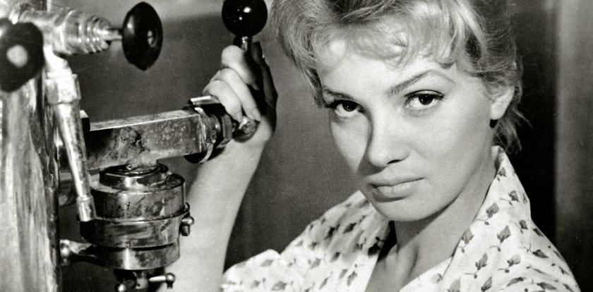 Smutne życie i tragiczny koniec pięknej polskiej aktorki. Zaszufladkowali ją, zniszczyli karierę