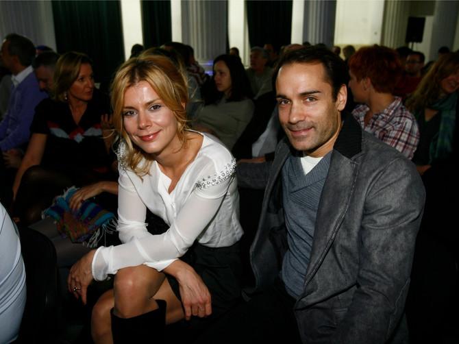 Nataša Miljković i Srđan Timarov