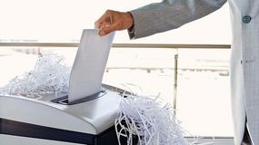 Popularne niszczarki dokumentów