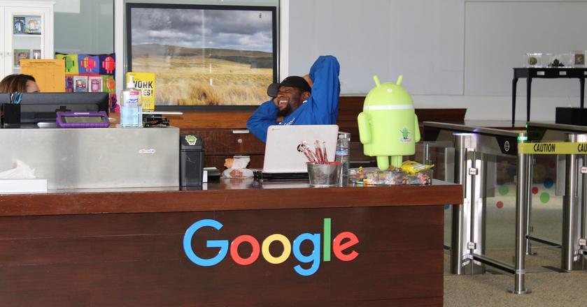 Byliśmy w głównej siedzibie Google'a w Dolinie Krzemowej. Robi wrażenie [DUŻO ZDJĘĆ]