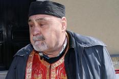 Pop Nenad Obradović u selu Drugovac kod Smedereva