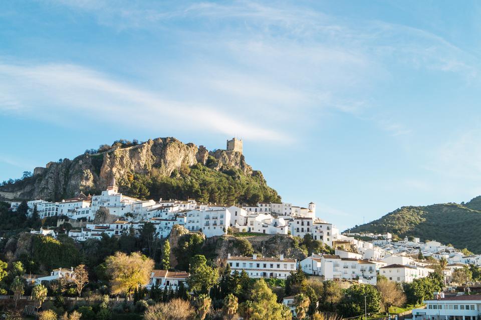 Zahara, Hiszpania