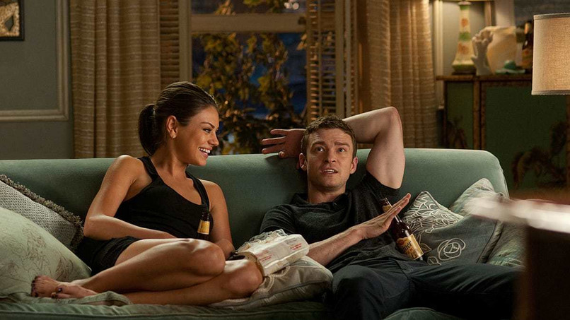 Iz filma Friends with benefits