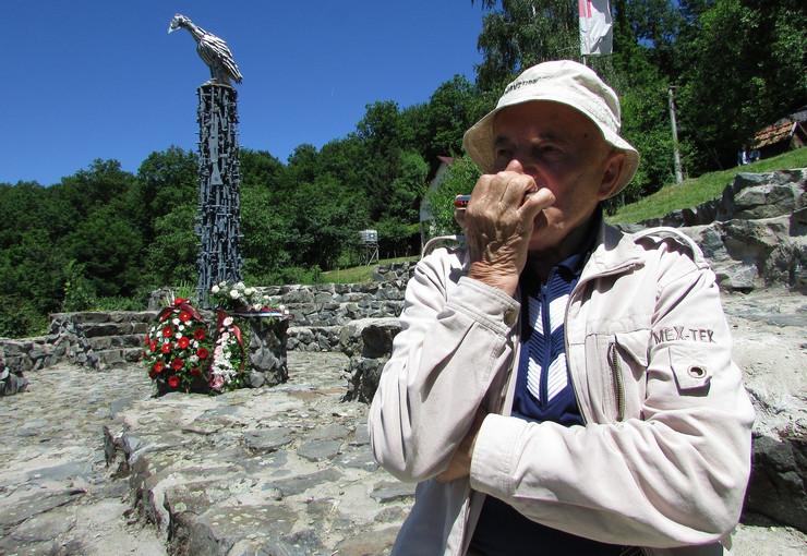 Vasilije Karan svedok istorije Kozara