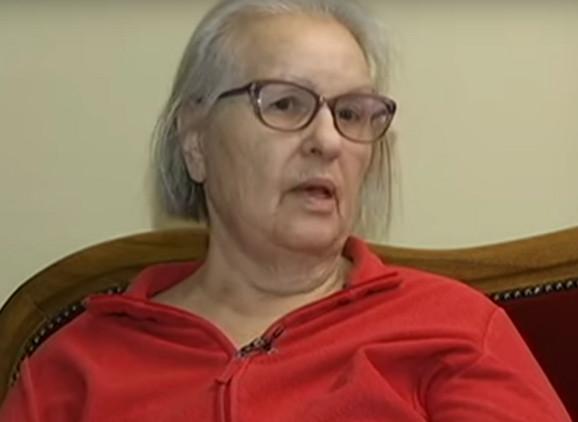Zagorka Trajković poznatija kao baka Zaga