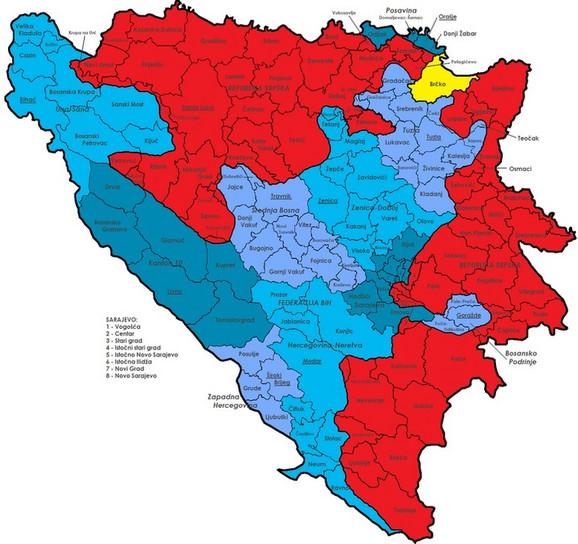 Bosna u opasnosti da postane