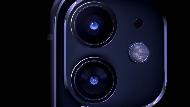 iphone 11 cameras from event