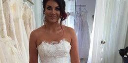 Wodzianka sprzedaje suknię ślubną. Chce niemałą kwotę
