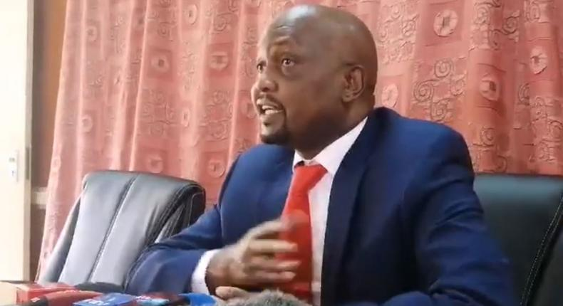 Gatundu MP Moses Kuria comments on new police order to withdraw security for VIPs