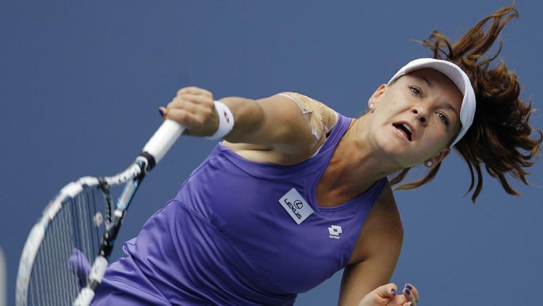 Rankingi WTA - Radwańska spadła na trzecie miejsce