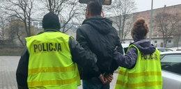 Potworna zbrodnia w Łodzi. Udusił partnerkę i siedział z ciałem dwa dni