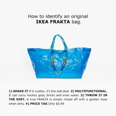 Hervorragend IKEA FRAKTA