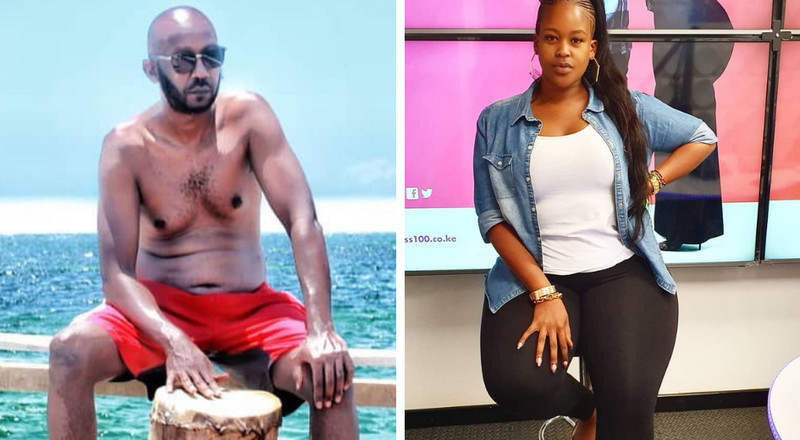 This is as far as it goes – Kamene Goro's message after claims of sleeping with Kibe