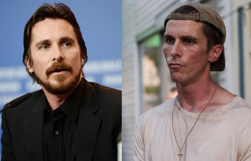 Christian Bale - Oscar w 2011 roku