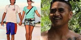 Przewodnik zjadł turystę i zgwałcił jego partnerkę
