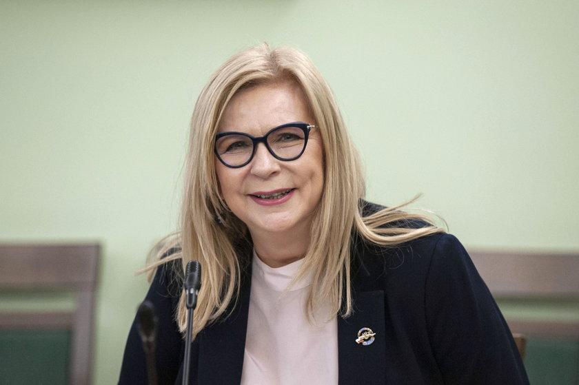 Małgorzata Gosiewska z PiS wicemarszałek Sejmu