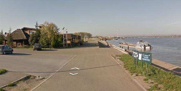 Put vodi pravo ka Dunavu
