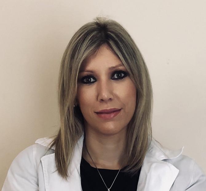 Dr Tanja Tirnanić, dermatovenerolog iz beogradskog Zavoda za kožne i polne bolesti