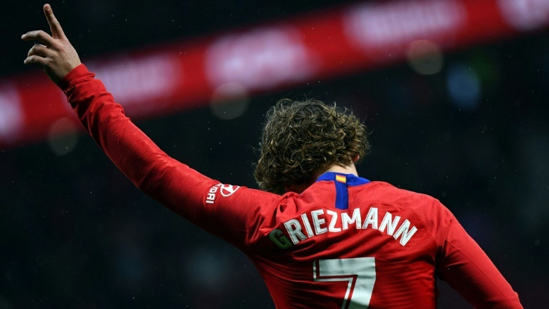 French striker Antoine Griezmann has told Atletico his time there is over