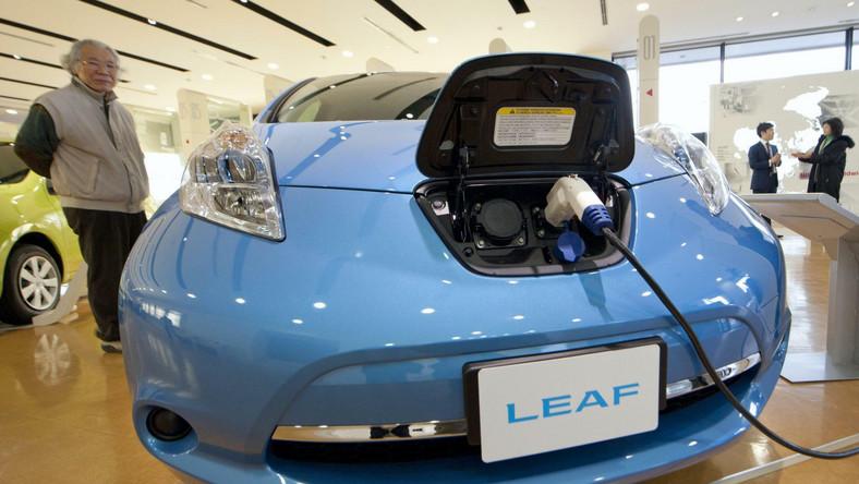 Auto zasili dom w energię