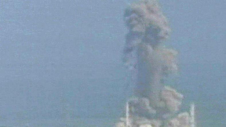 Wiemy, co pojawiło się nad reaktorem w Fukushimie