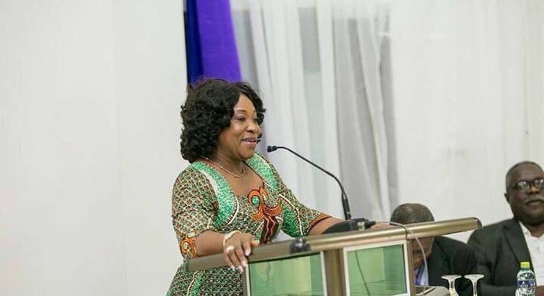 Ms Shirley Ayorkor Botchway