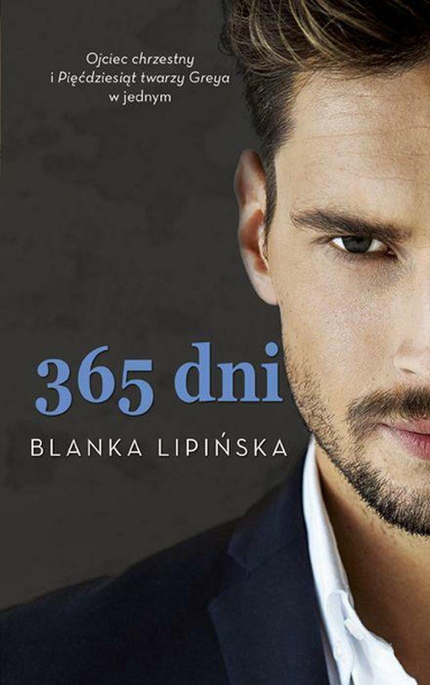 """Okładka książki """"365 dni"""" Blanki Lipińskiej"""