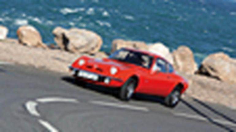 Opel GT - Niezatarty styl małej Corvette
