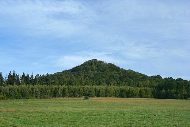 Góry Kaczawskie, Ostrzyca
