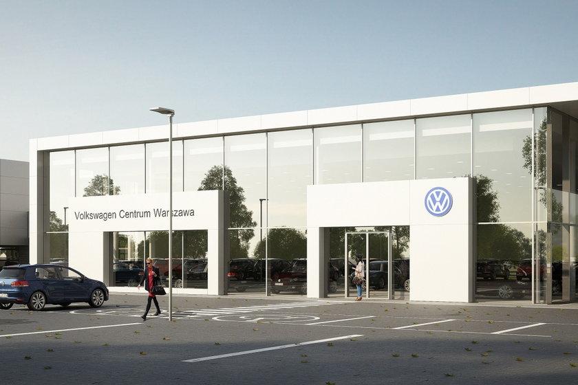 Skanska buduje dla Porsche