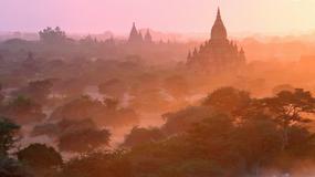 Trzęsienie ziemi w Birmie zniszczyło część słynnych świątyń w Baganie