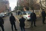 Mesto gde je upucan Oliver Ivanović