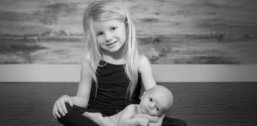 5-latka uratowała braciszka i mamę. Zrobiła coś niewiarygodnego!