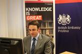 Ruri O'Konel Ambasador Velike Britanije u Prištini foto Promo fco.gov.uk