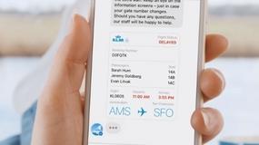 KLM pierwszą linią świadczącą usługi przez Messengera