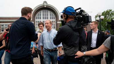 Tom Steyer's Top Priority Isn't Climate Change