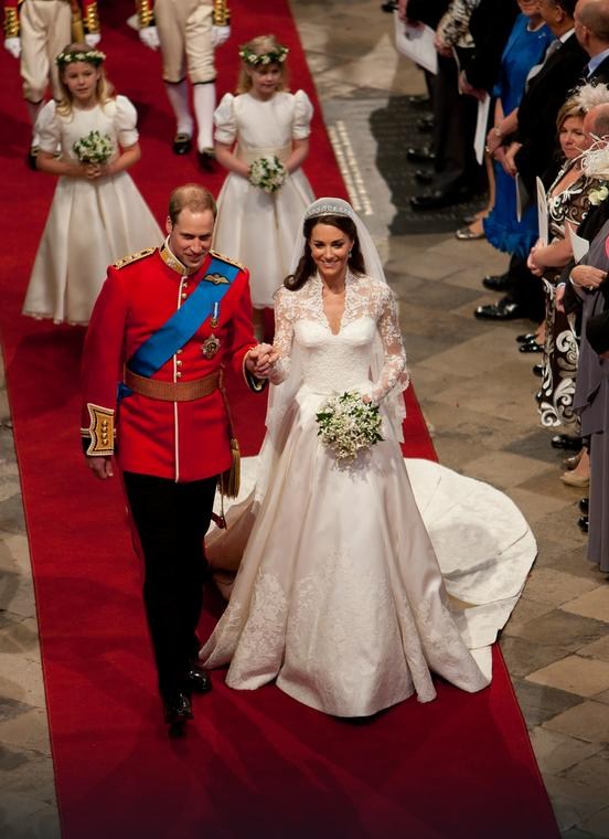 Ślub Kate Middleton i księcia Williama