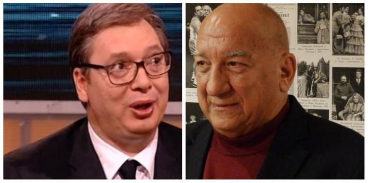 Vučić i Bekjarev