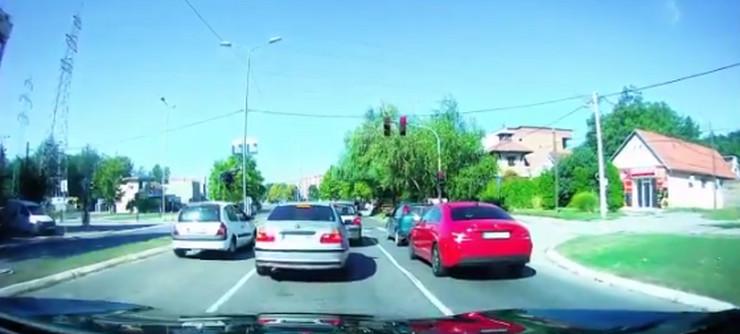 auto pešak