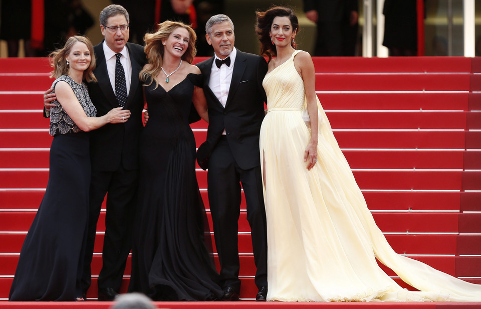 FRANCE CANNES FILM FESTIVAL 2016 (Money Monster Premiere - 69th Cannes Film Festival)