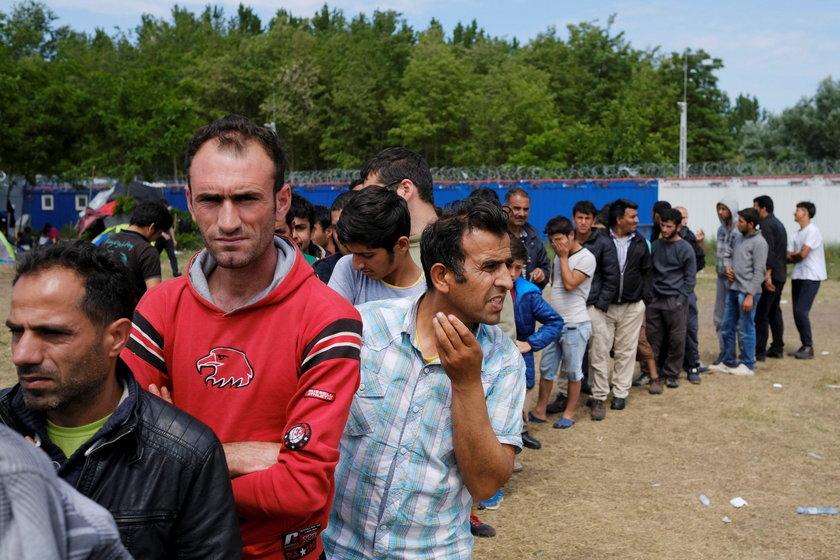 Fala uchodźców w Europie