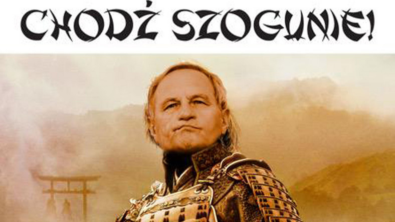 "Mem ze Stanisławem ""Szogunem"" Koziejem"
