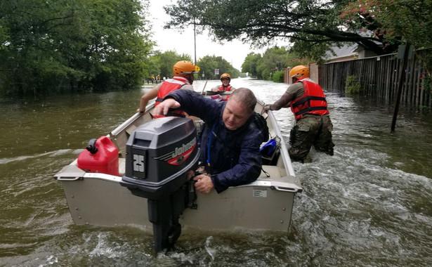 Powódź w Houston
