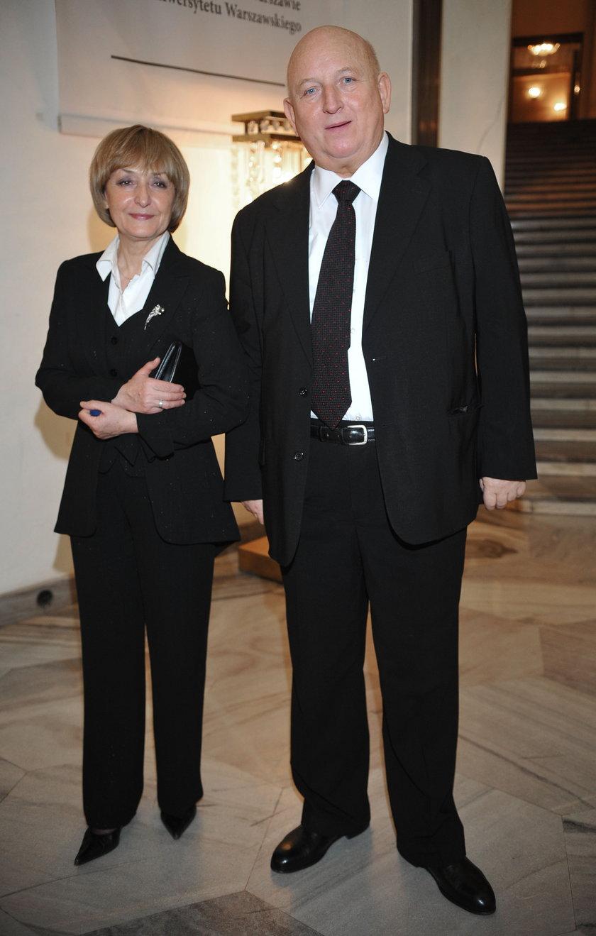 Maria i Józef Oleksy