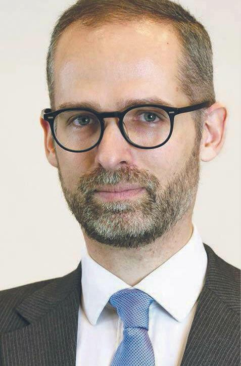 Adam Guibourgé-Czetwertyński, wiceminister klimatu  fot. mat. prasowe