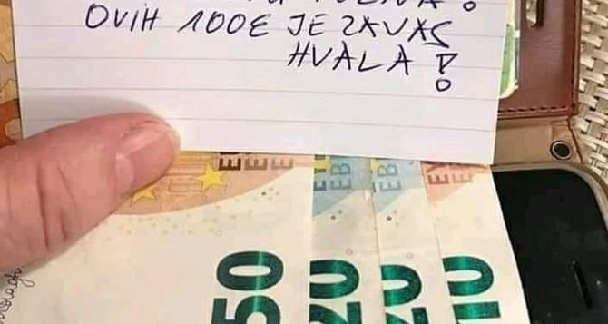 100 evra da žena ne vidi listu poziva