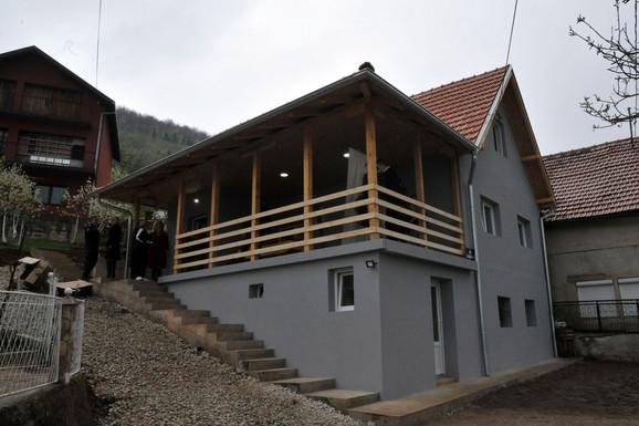 Dom Kovačevića sada ovako izgleda