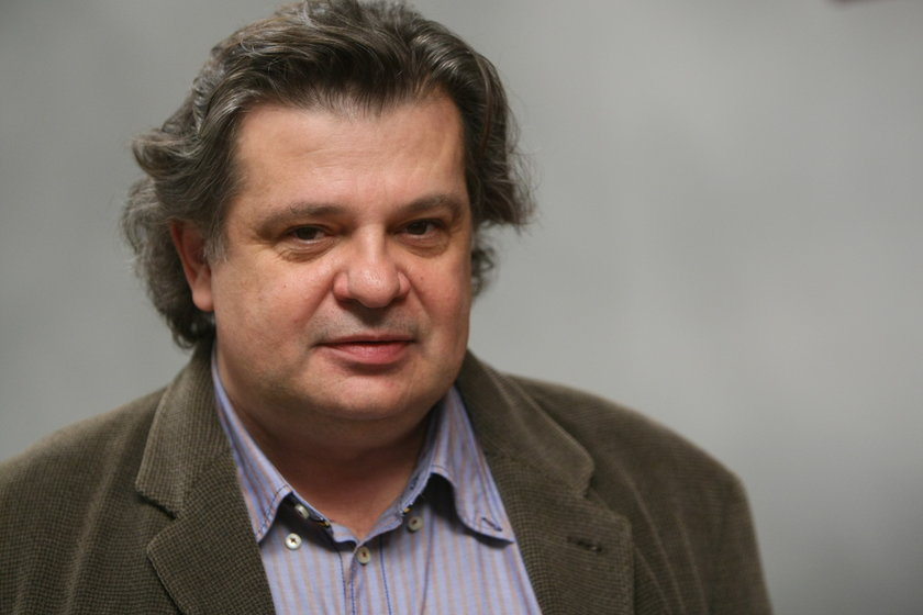 Krzysztof Globisz wychodzi ze szpitala