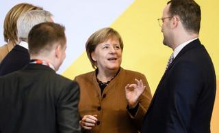 Polityka Angeli Merkel. Czego chadecja nie zapomni Cesarzowej?