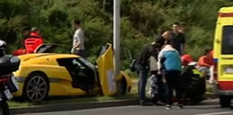 Masakra w Poznaniu! Auto wjechało w tłum